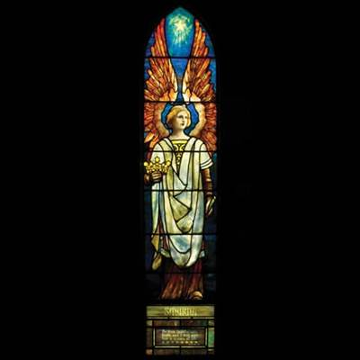 The Angel of Smyrna: Louis Comfort Tiffany