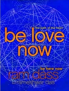 Be Love Now Cover Image