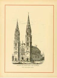 St. Paul the Apostle Church, Manhattan