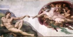 Genesis, Evolution, and the Sistine Chapel