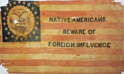Native American Flag