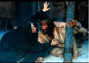 Photo Source: The Passion of the Christ; Mary Meets Jesus
