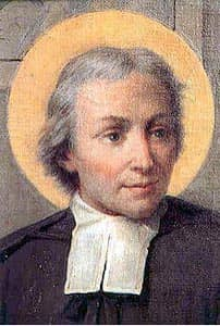 Jean-Baptiste de la Salle, founder of the Christian Brothers