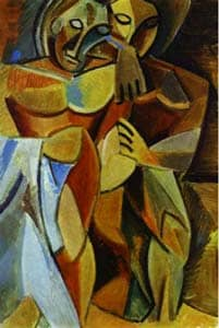 photo Friendship by Picasso