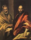 Peter and Paul Source: http://www.flickr.com/photos/timothyministries/3783122180/
