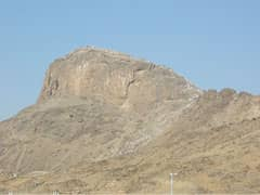 source: http://www.flickr.com/photos/23261007@N05/2241558560/ Title: Jabal an-Nour (also Jabal an-Nur or Jabal Nur), (Arabic: الجبل النور), meaning