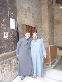 Title: muezzin (left) with friend Source: http://www.flickr.com/photos/7408004@N06/2354408503/