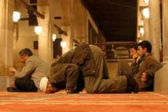 Praying at the Al Azhar mosque: photo courtesy of tierecke via  C.C. License at Flickr