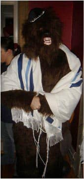 """Jewbacca"" photo courtesy of Patrick Haney via C.C. License at Flickr"