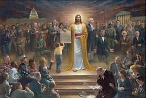 All images copyright Jon McNaughton Fine Art Company